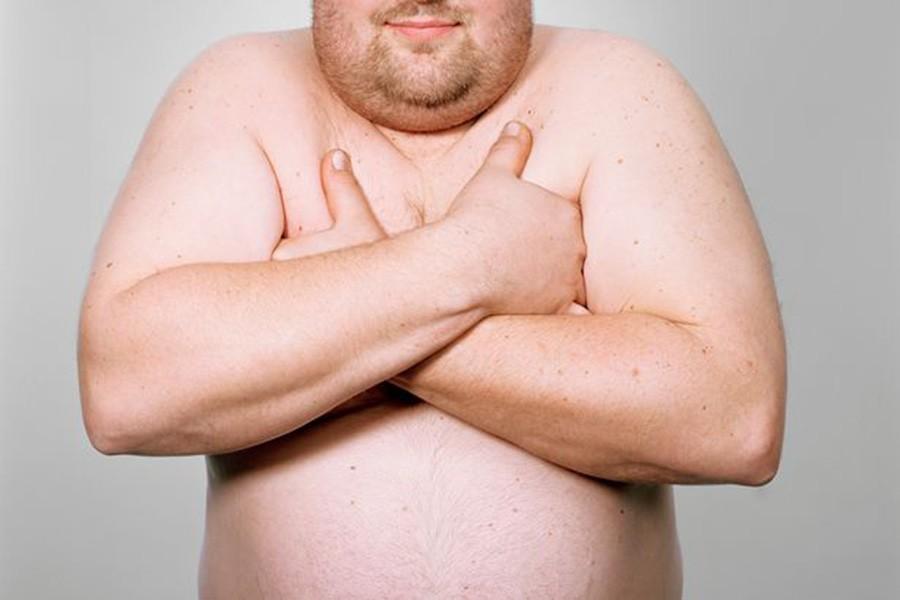 Ох уж эти мужские груди…