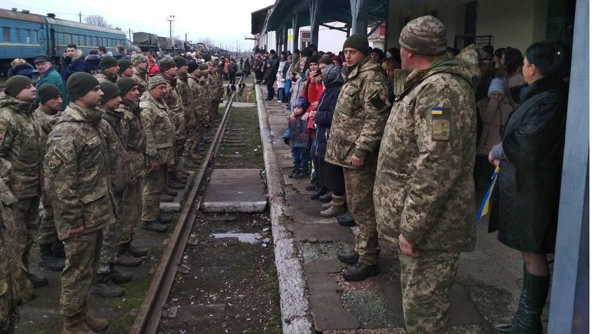 Бомжи уехали из Донбасса