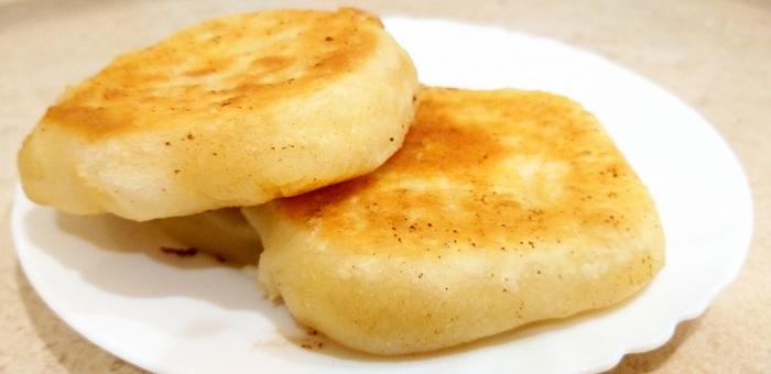 Вкуснота с сыром Сулугуни Лепешки, Видео рецепт, Видео