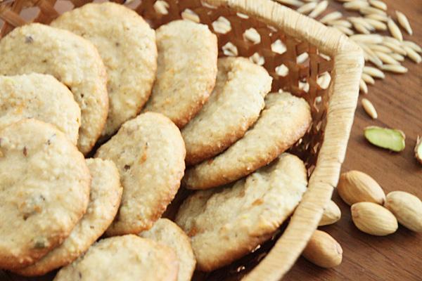 Печенье из творога — Когда мама на диете