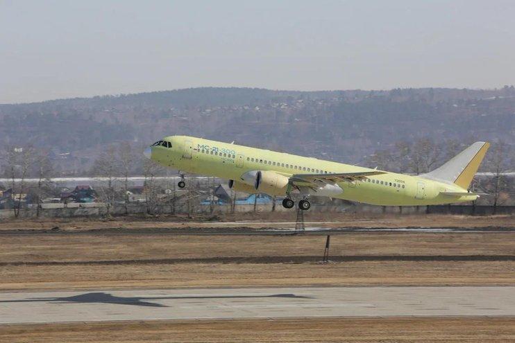 Зависимость от иностранных материалов для композитного крыла MC-21 исчезнет в 2020 году.