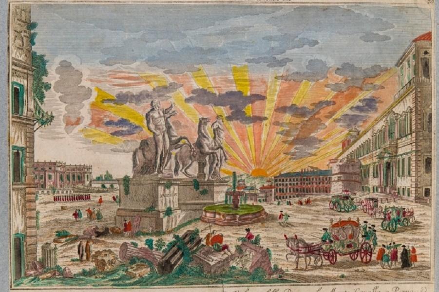 Тысячи исторических изображений Рима оцифрованы и выложены в открытый доступ