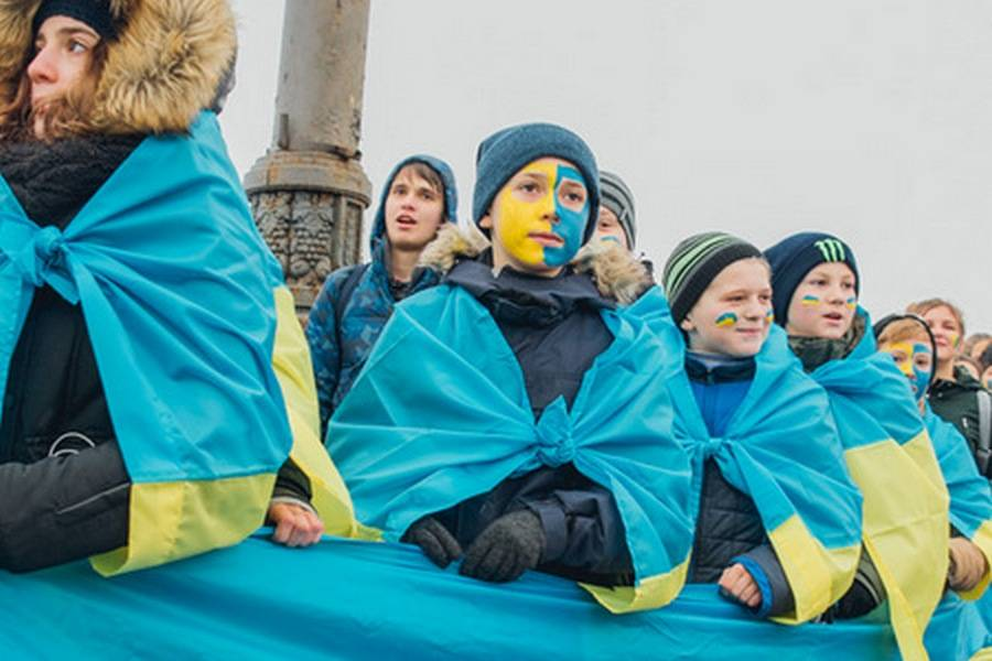 Подделанная история Украины,…