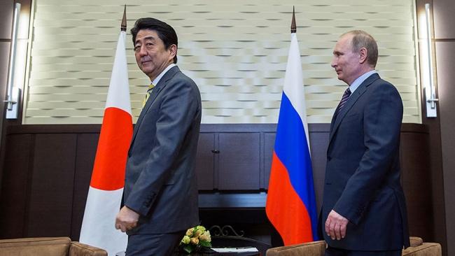 На переговорах с Абэ Путин добился всего, чего хотел