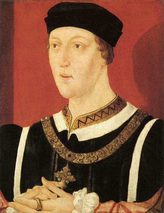 Король Англии Генрих VI. Ок. 1540 г. | Фото: ru.wikipedia.org.