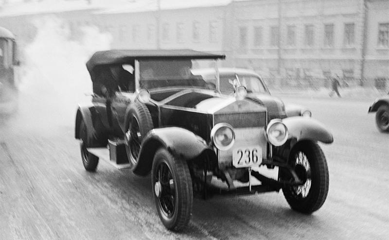 Автомобили вождей СССР