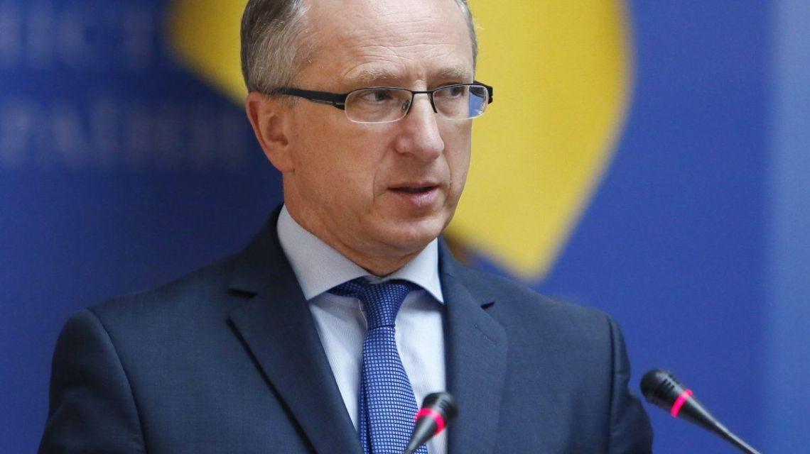 «Украина никому не интересна», — экс-посол Евросоюза Ян Томбинский