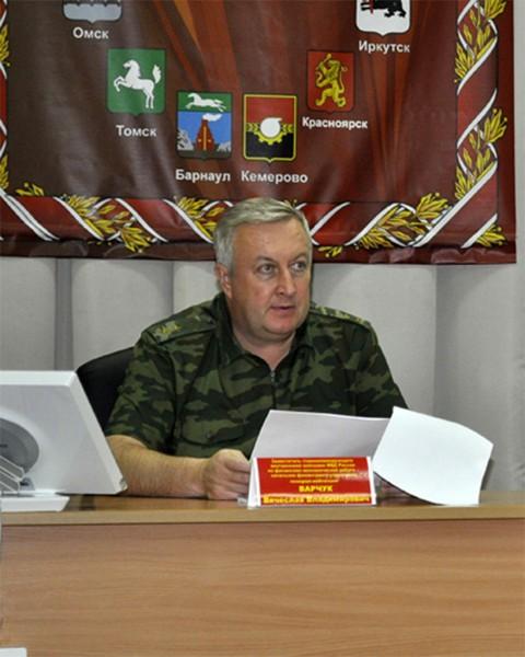 Бывший заместитель главкома Внутренних войск МВД России арестован по делу о взятке