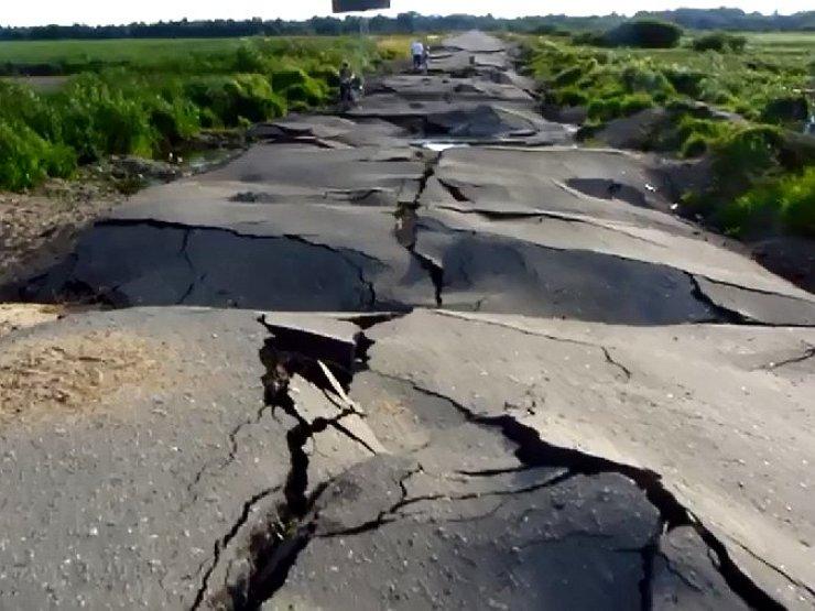 Россия оказалась в хвосте всемирного рейтинга дорог