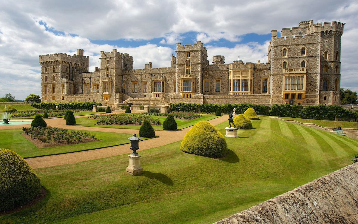 5 самых красивых замков в мире
