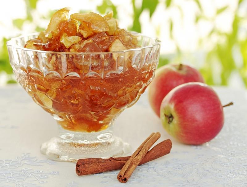 Яблочное варенье