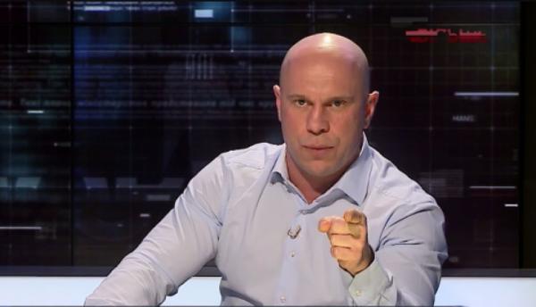 Илья Кива в эфире российского канала  пообещал вырезать украинскую власть