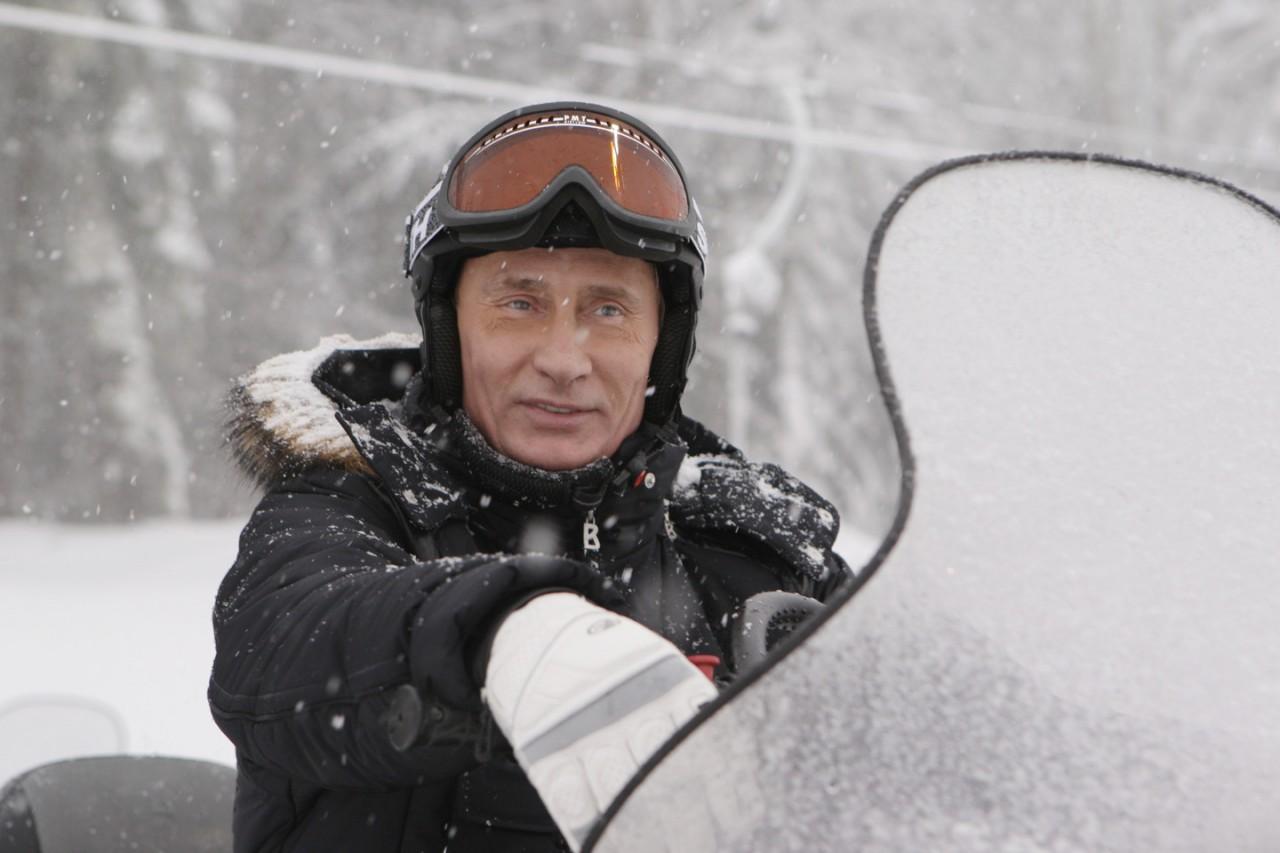 Путин отдохнул в тайге