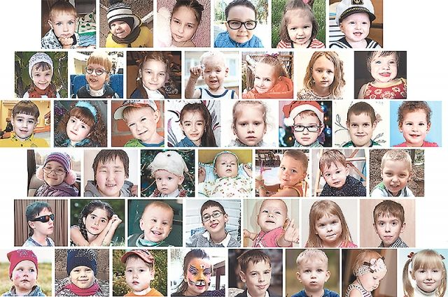 Добрые сердца. 8 тысяч детей спасли читатели «АиФ»