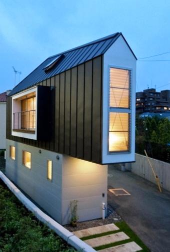 Крохотный дом площадью 29 кв. метров. Но вы посмотрите, насколько функционален и просторен он внутри!