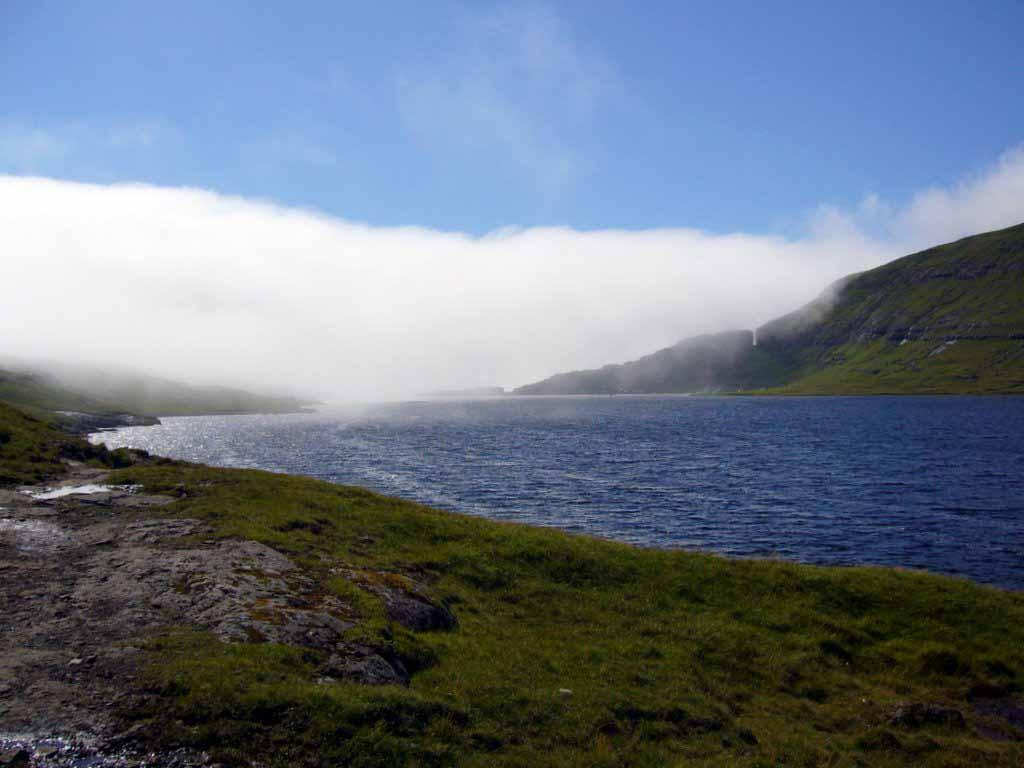 NewPix.ru - Озеро Сорвагсватн