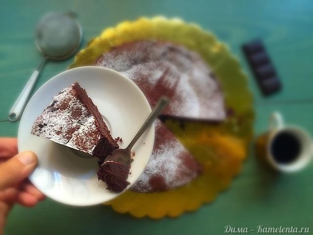 """Шоколадный торт """"Брюссель"""" (без муки)"""