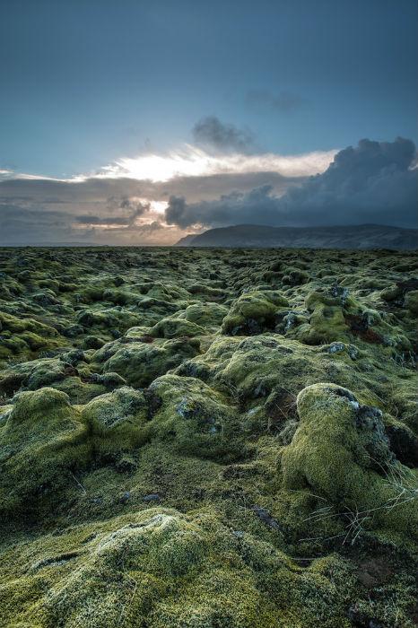 Величественная и прекрасная Исландия