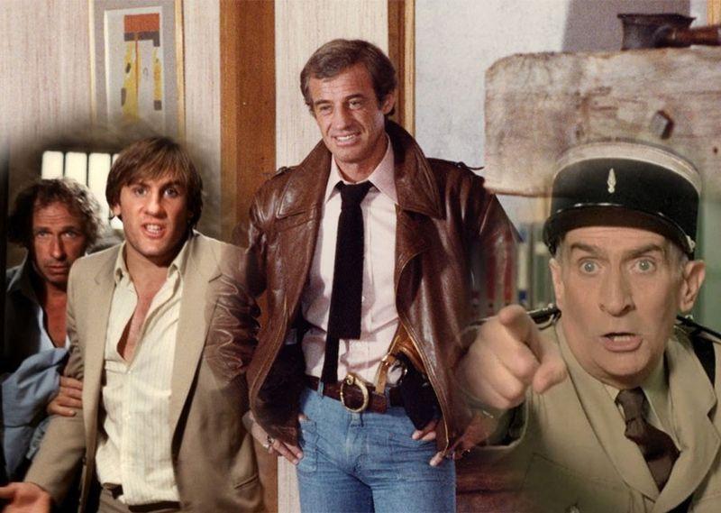 Рейтинг самых любимых советским зрителем французских фильмов в 80-е