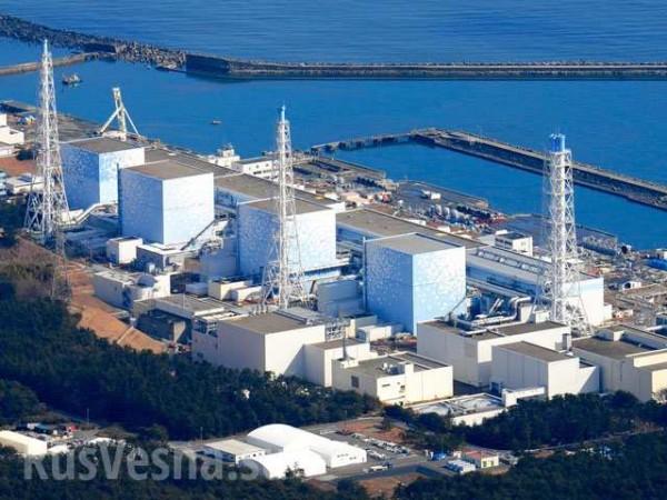 Фукусима: Смерть с косой на 530 Зв/час