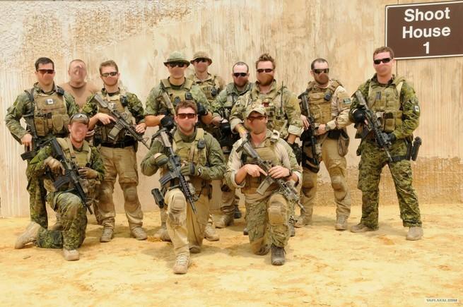 """11 спецназовцев ВС Канады показали """"мастер-класс"""" на Донбассе. Их трупы отправлены спецрейсом в Канаду."""