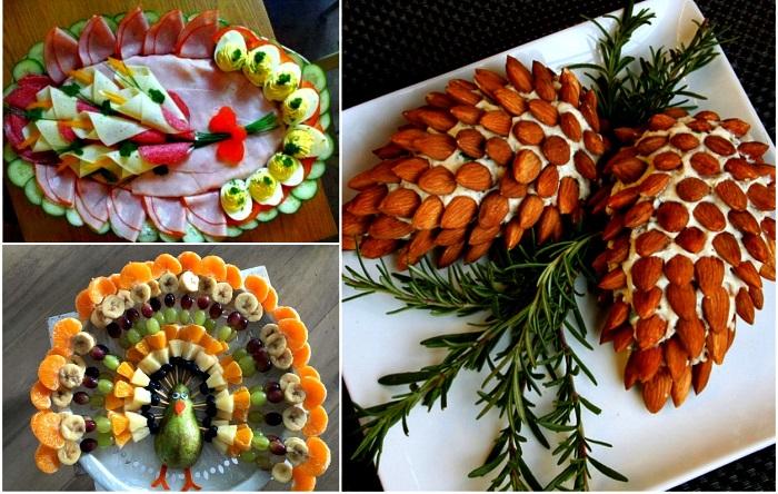 Простые и понятные идеи подачи блюд, которые вмиг преобразят cтол