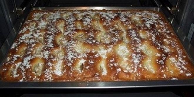 Оригинальный пирог как пирожное. Яблочный шедевр на твоем столе