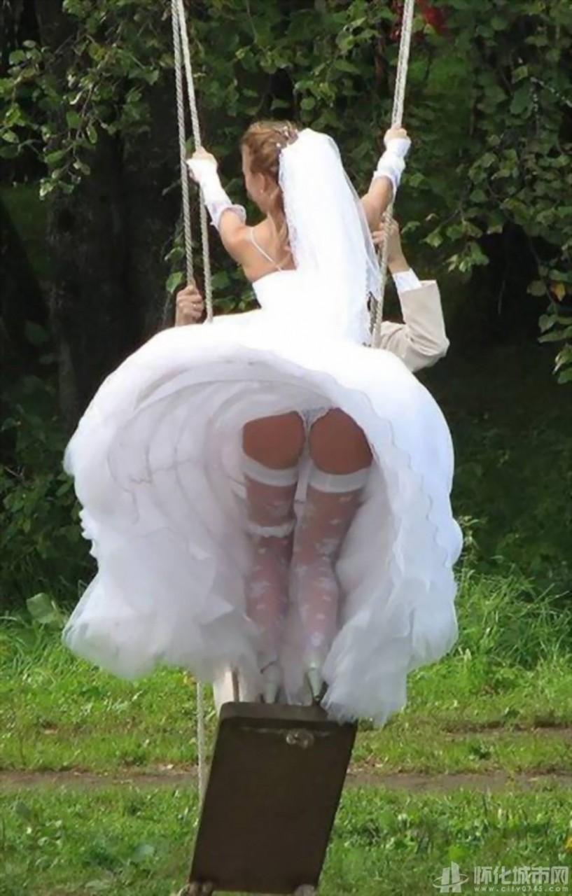 Что у невест под платьем фото 23 фотография