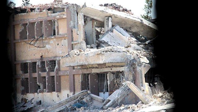 Новости Сирии. Сегодня 17 сентября 2016