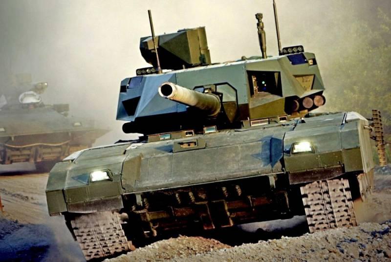 Танковые войска Вооруженных сил РФ