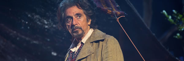 THE HUMBLING Trailer: The World Is a Stage Featuring Al Pacino, Greta Gerwig, and Charles Grodin