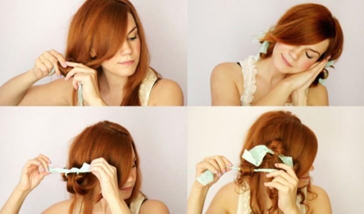 8 способов завить волосы без бигуди и плоек (ФОТО)