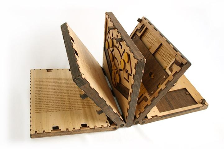 Книга-головоломка, которая не оставит равнодушными истинных интеллектуалов