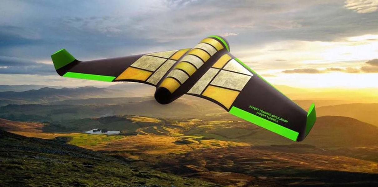 Windhorse Aerospace создает съедобных дронов для борьбы с голодом