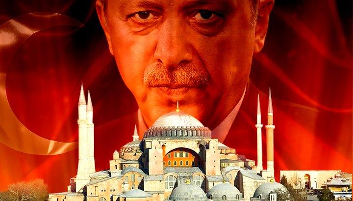 Зачем Эрдоган вновь превратил христианский храм в мечеть?