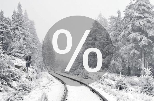 Выгодное предложение: билеты на поезд за полцены