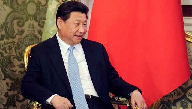 Си Цзиньпин рассказал о новой политике в отношении США и партнерстве с РФ