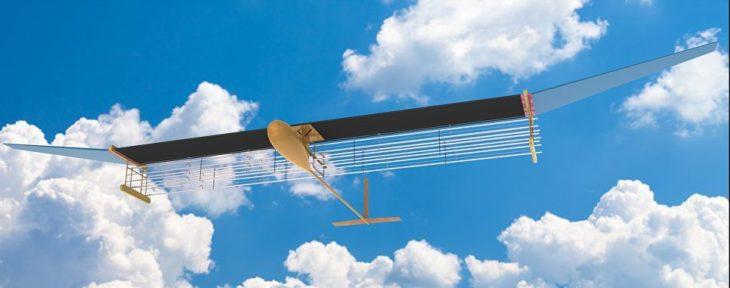 Ученые-физики в США построили первый «ионный» самолет