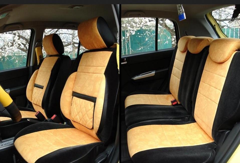 Как выбрать чехлы для автомобильных сидений