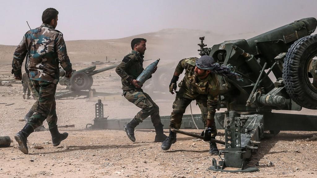 Силы армии отразили очередную атаку ИГИЛ на авиабазу Тельфур