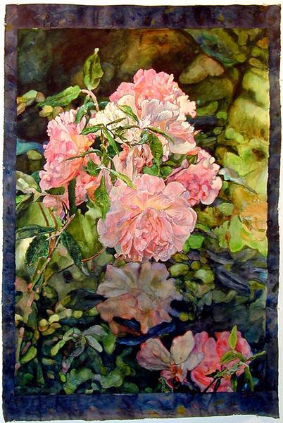 «Отчего цветёт цветок…» Американский художник Joseph Raffael
