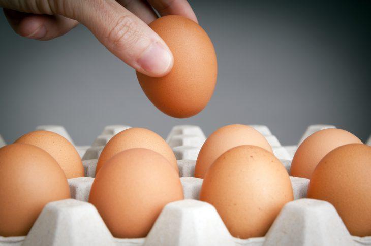 Как я в супермаркете яйца покупал