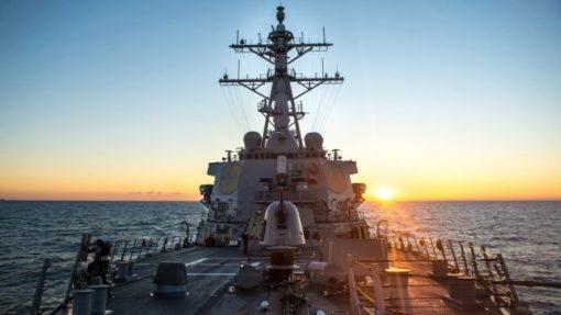 Начало строительства базы ВМФ США на бывшей Украине - какова будет реакция России?