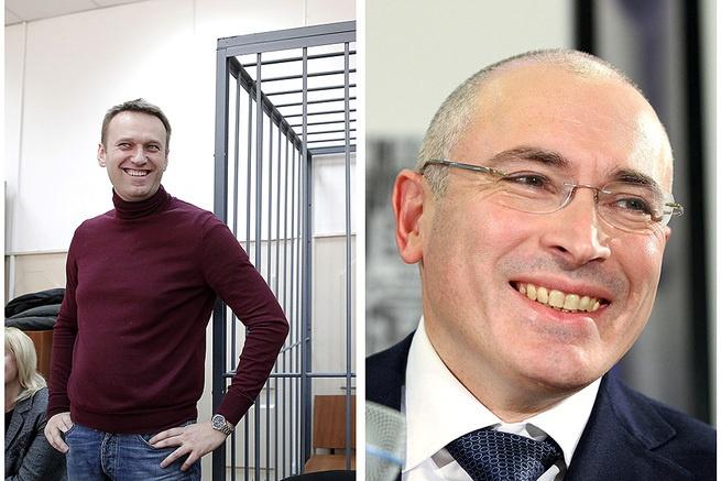 """""""А я чего? - Я ничего!"""" Ходорковский и Навальный технично сливают протест"""