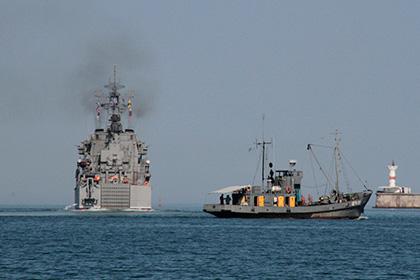 Россия и Сирия подписали соглашение о расширении базы в Тартусе