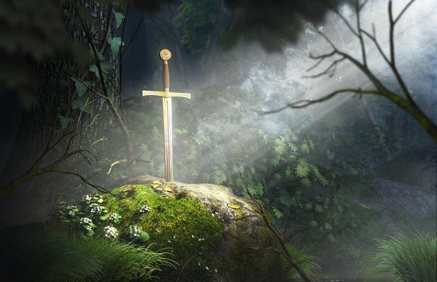 Не только Экскалибур: 10 самых знаменитых мечей Средневековья