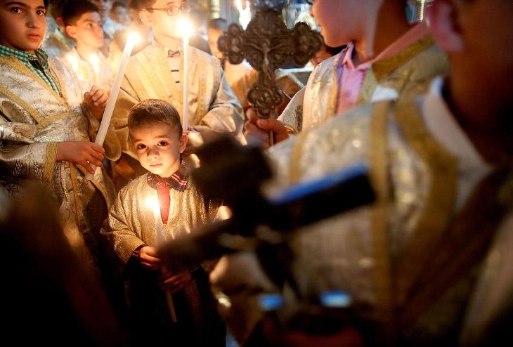 Ритуалы и традиции Пасхи и Страстной недели