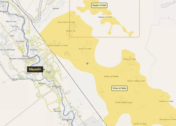 SDF под Мейядином оказались в трёх км от передовых позиций армии САР