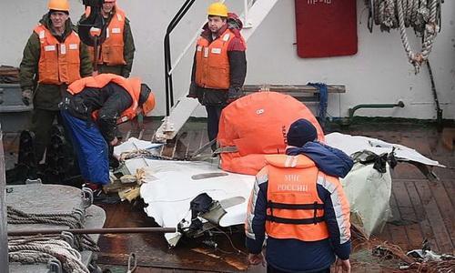 Тайна крушения Ту-154 раскрыта