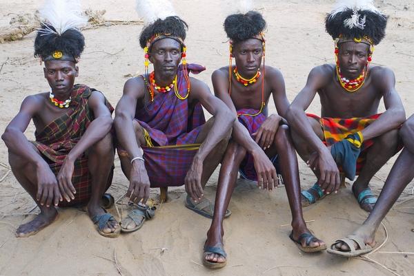 скачать фото африканца